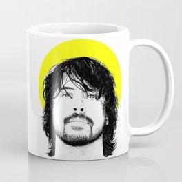 Grohl - Color Block Series (Nirvana Yellow Halo) Coffee Mug