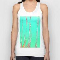 grass Tank Tops featuring Grass by Anne Millbrooke