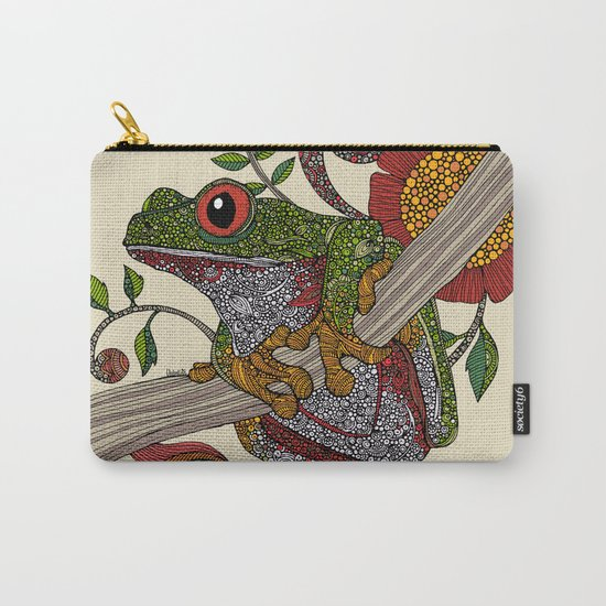 Phileus Frog Carry-All Pouch