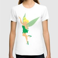 tinker bell T-shirts featuring Tinker bell by Dewdroplet