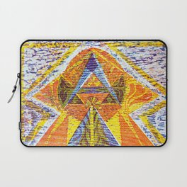 Mayan heaven Laptop Sleeve
