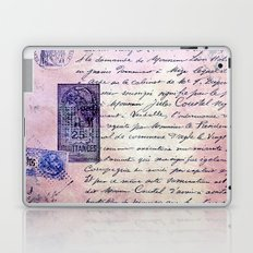 aérogramme Laptop & iPad Skin