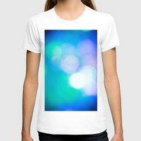 bokeh T-shirts featuring Bokeh II by Mauricio Santana