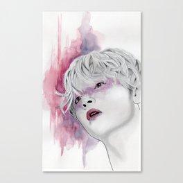 [Implore] - BTS V Canvas Print