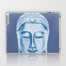 Blue Buddha Laptop & iPad Skin