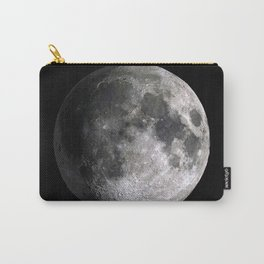 The Full Moon Super Detailed Print Carry-All Pouch