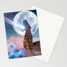 Pure Light Stationery Cards