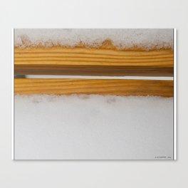 Thinking of Rothko Canvas Print