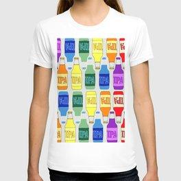 RAINBOW IPA BEER PATTERN T-shirt