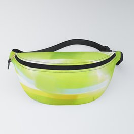 In Between Yellow, Green and Blue - JUSTART © Fanny Pack