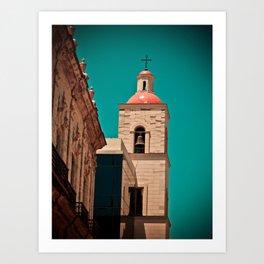 Cuban Faith Art Print
