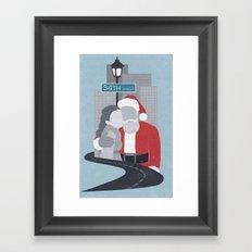 34th Street Miracle Framed Art Print