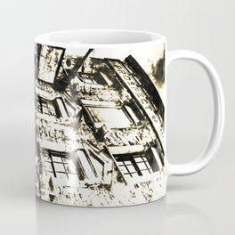 Prospect of  Whitby Pub London 1520 Vintage Coffee Mug