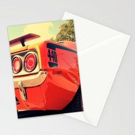 Vintage 'Cuda Stationery Cards