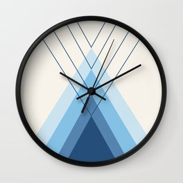 Iglu Glacial Wall Clock