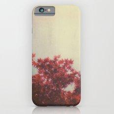 Japanese Maple iPhone 6s Slim Case
