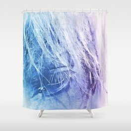 Pensée (thought) By GEN Z Shower Curtain