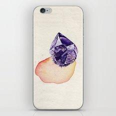 Amethyst Splash iPhone & iPod Skin