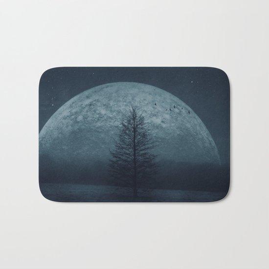 Moon Twilight Bath Mat
