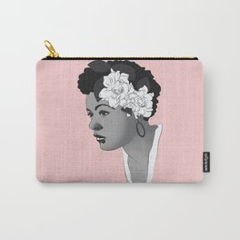 Lady Day Carry-All Pouch