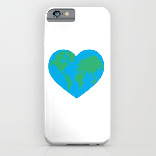 Earth Love iPhone & iPod Case