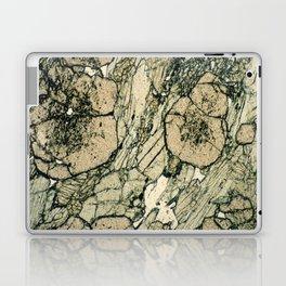 Garnet Crystals Laptop & iPad Skin