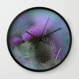 little pleasures of nature -164- Wall Clock
