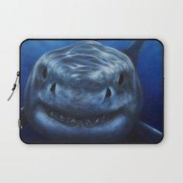 white pointer shark Laptop Sleeve