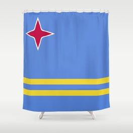Aruba Shower Curtain