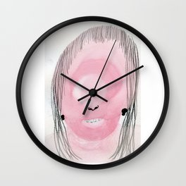 Cheryl, Cyclops Life Coach Wall Clock