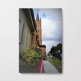 St Mary's Church, Warwick Queensland, Australia Metal Print
