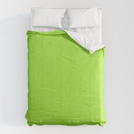 lime green Comforters