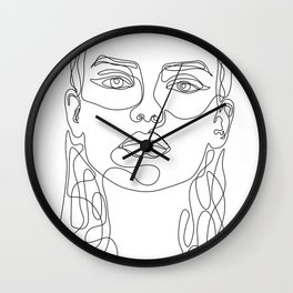 In Perfect Wall Clock