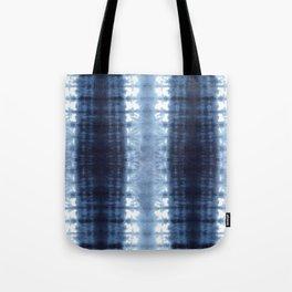 Neue Jersey Shibori Tote Bag