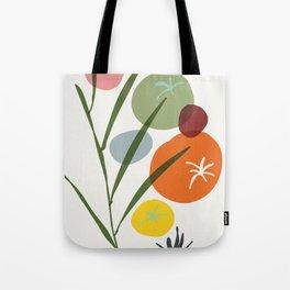 colorful zen garden Tote Bag