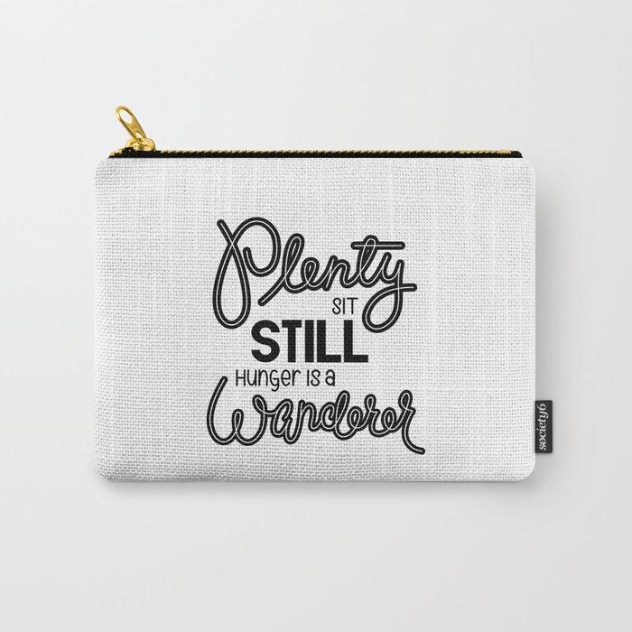 Plenty Wanderer Carry-All Pouch