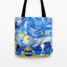 Friends of stars Tote Bag