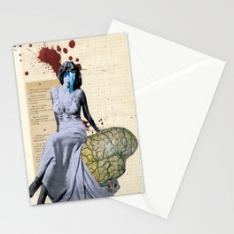 Rumbo a peor Stationery Cards