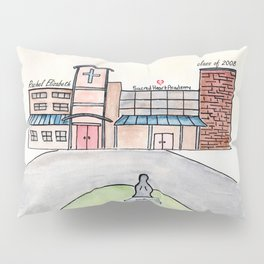 Rachel, SHA, Custom order Pillow Sham