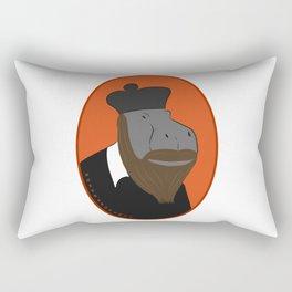 Nostrapotamus Rectangular Pillow