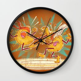 UFC: Ultimate Fortune Cookie Wall Clock
