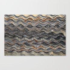 The Art of Rubbish Canvas Print