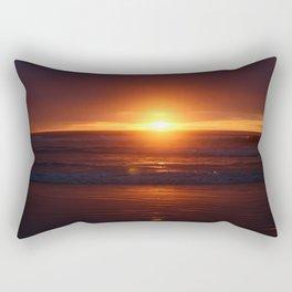 Beach View Rectangular Pillow