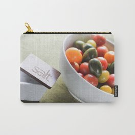 Tomatoes and Salt Carry-All Pouch