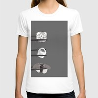 sushi T-shirts featuring Sushi! by Caitlin Krupinski