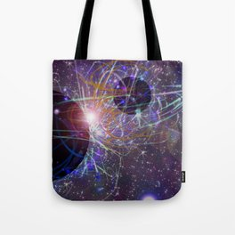 Astro Glide Tote Bag