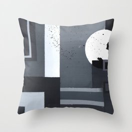 Perfectionist Throw Pillow
