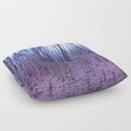 Trees of Olympus Floor Pillow