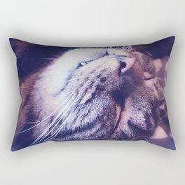 Dreamy Kitty Rectangular Pillow