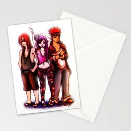 Rain Orphans Stationery Cards